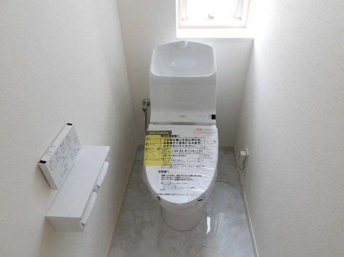 1階トイレ(2019年5月)撮影