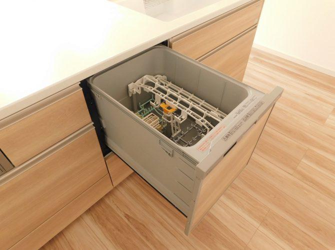A号棟・食器洗い乾燥機