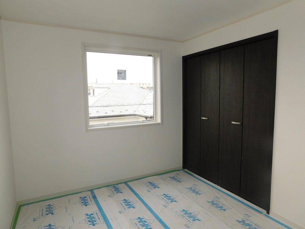 【建築中】B号棟・3階洋室