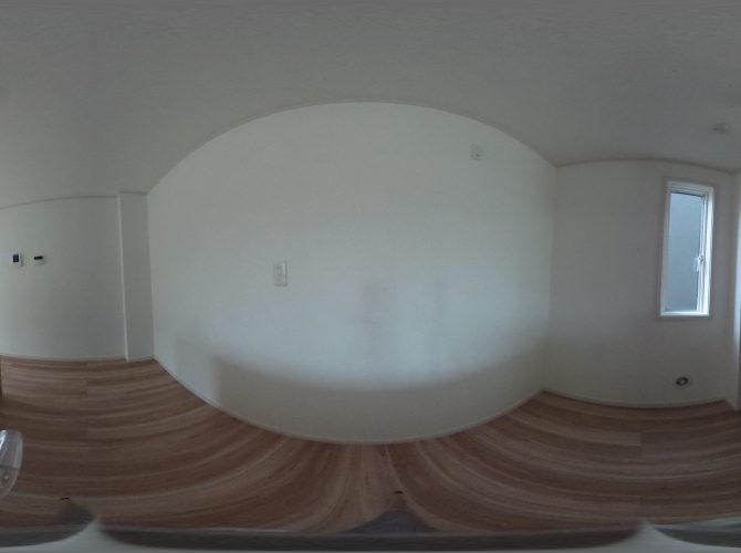 A号棟2階 キッチン