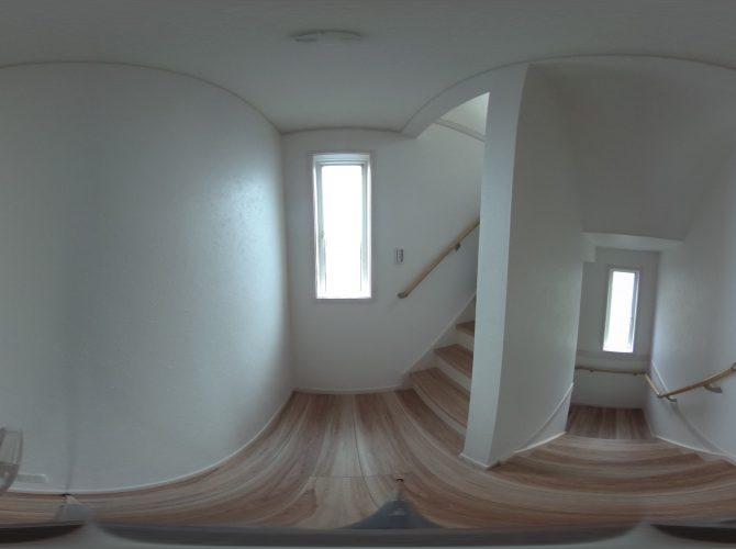 A号棟3階 廊下