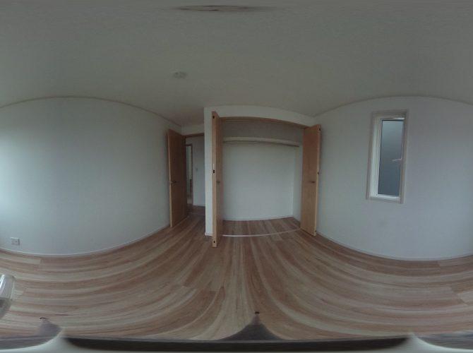 A号棟3階 南側洋室