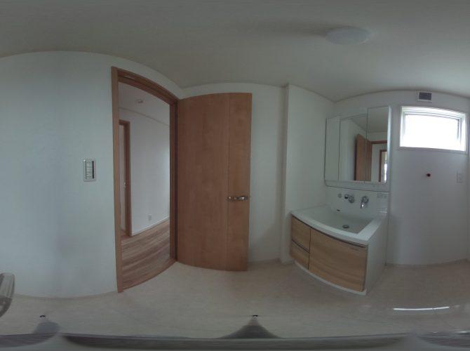 A号棟3階 洗面所