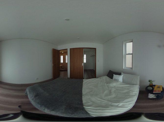 2階 寝室