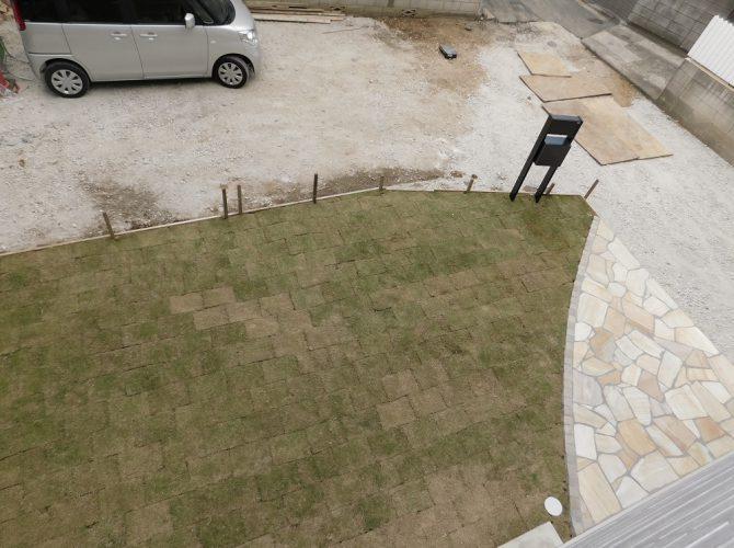 2階 寝室バルコニーからの眺め