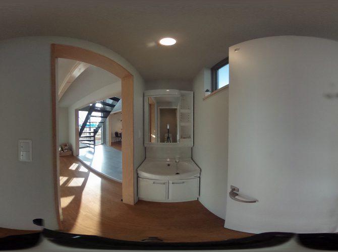 1階・洗面室&トイレ