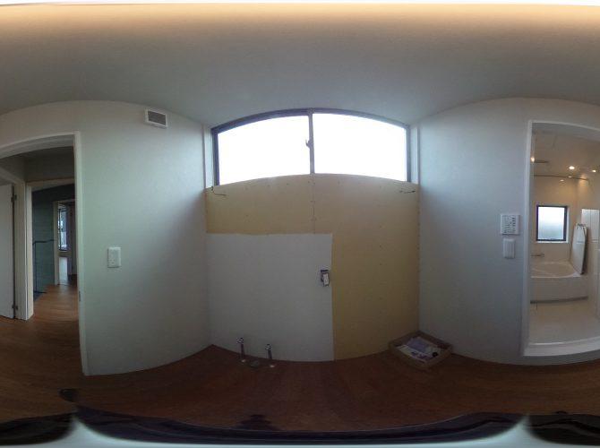 2階・洗面室