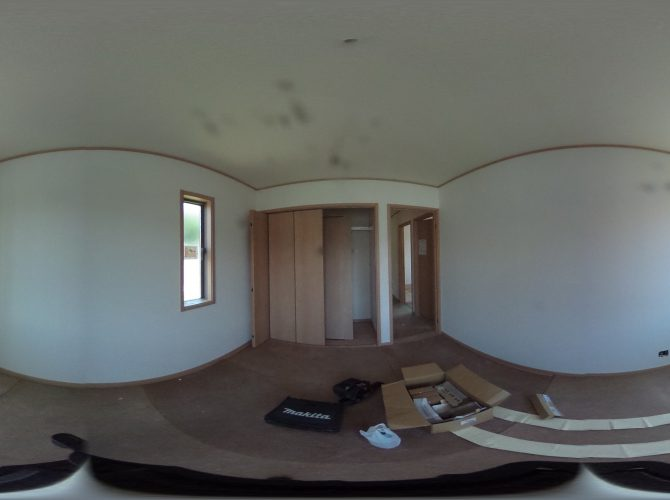 2階 洋室②