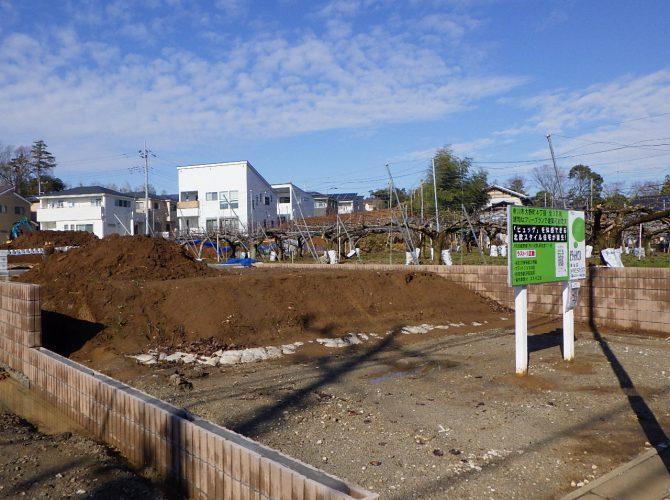 【最終1区画】市川市大野町4丁目・建築条件付土地