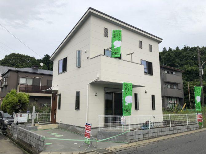 モダリット鎌ヶ谷道野辺・新築戸建