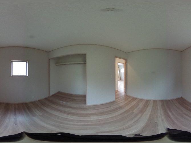 F号棟・モデルハウス 2階 北側洋室