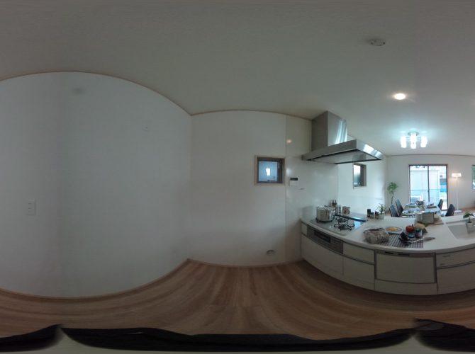 F号棟・モデルハウス 1階 キッチン