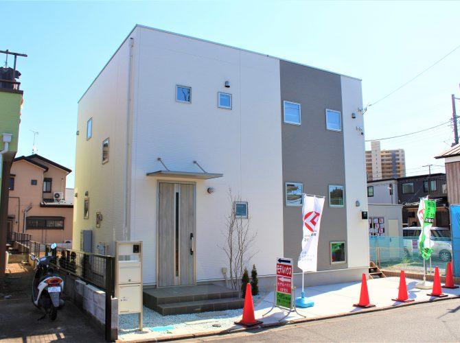 区画F 108.72㎡(32.72坪)モデルハウス 2,980万円