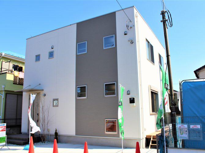 【価格変更!】モダリット船橋三山・F号棟