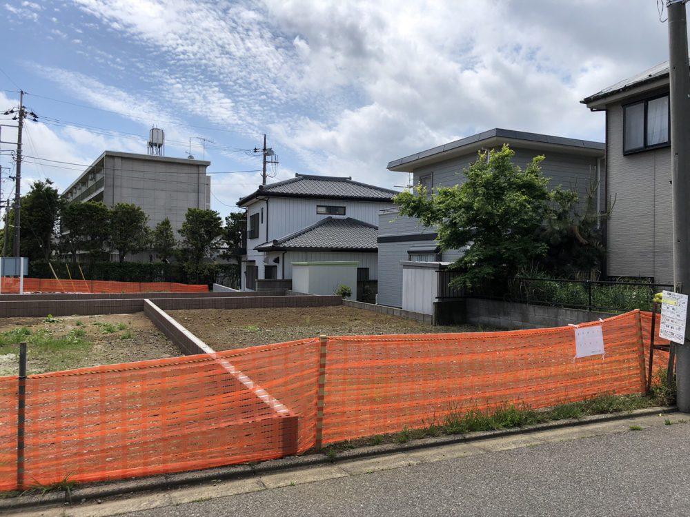 区画C 97.42㎡(29.46坪)建売販売予定