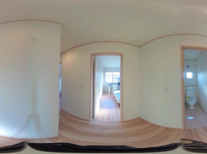 F号棟・モデルハウス 2階 フロア