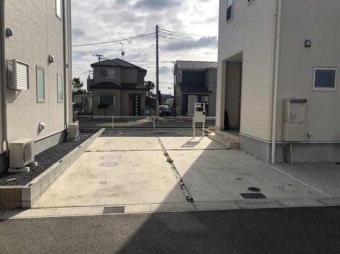 建物外観写真(2020年3月撮影)
