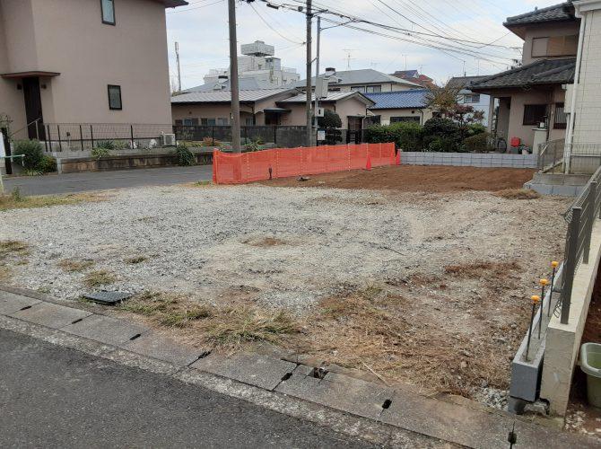 松戸市高塚新田Ⅰ・フリープラン売地