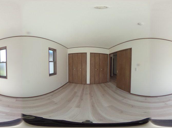 2階7.5帖寝室