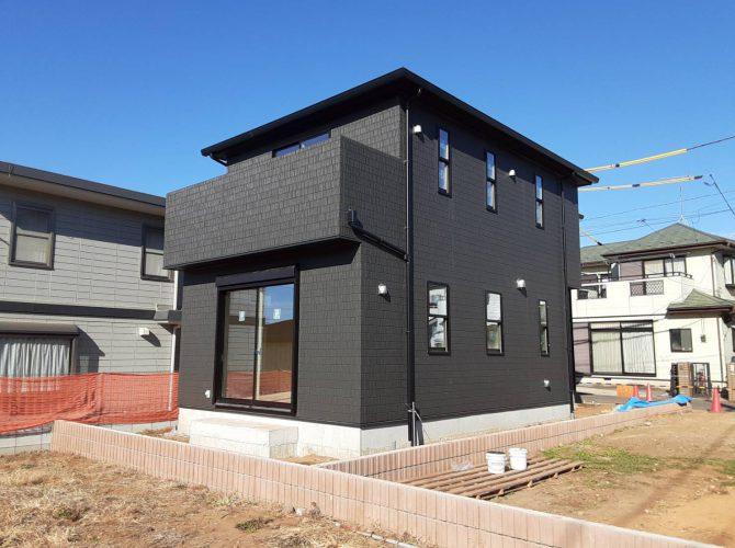 【モデルハウス】モダリット船橋三山・C号棟