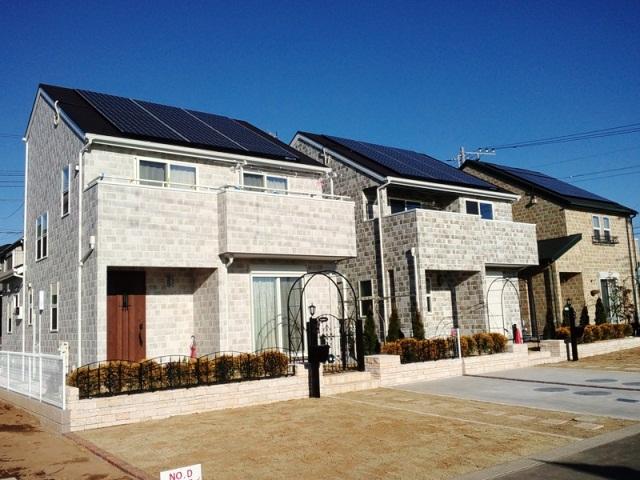 次世代住宅の環境性能を兼ね揃えたスマートハウス【スマートハウス旭町】