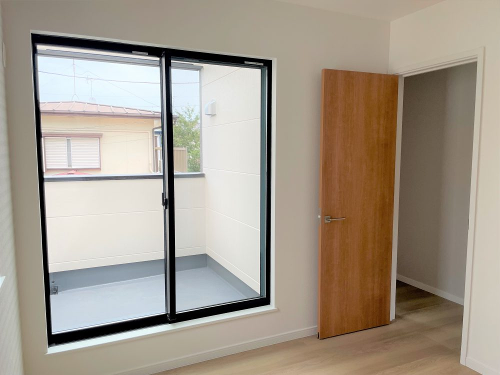 2階4.8畳洋室(2021年9月撮影)
