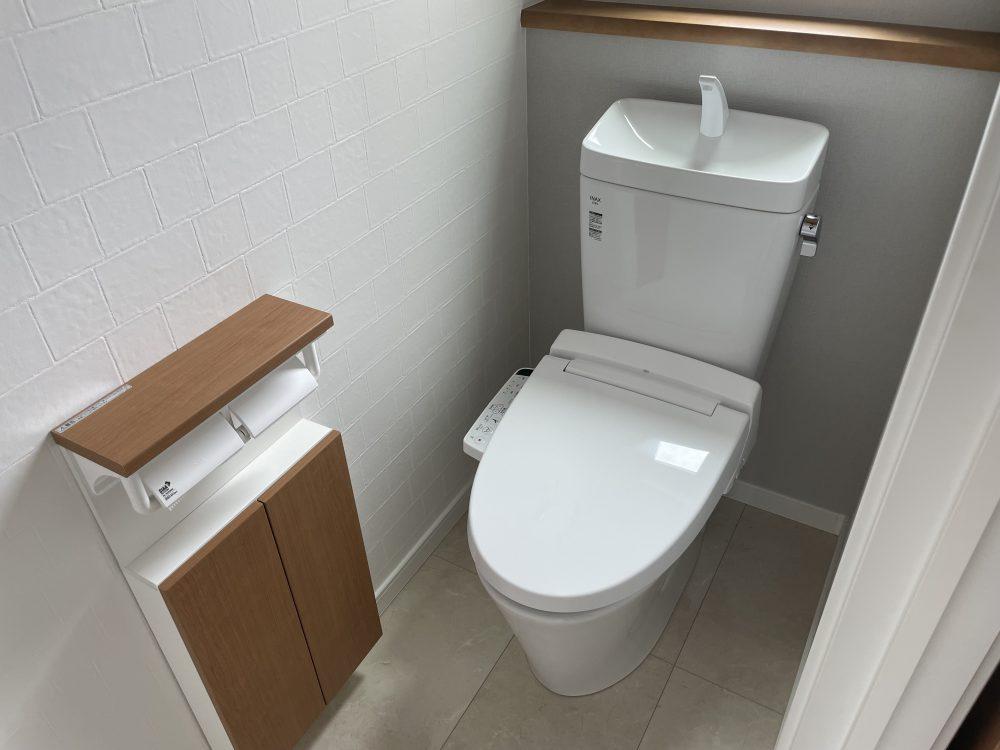2階トイレ(2021年9月撮影)