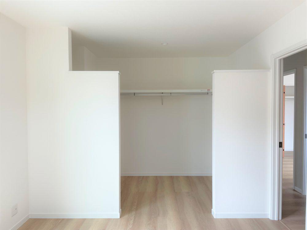 2階 7畳洋室WIC(2021年9月撮影)