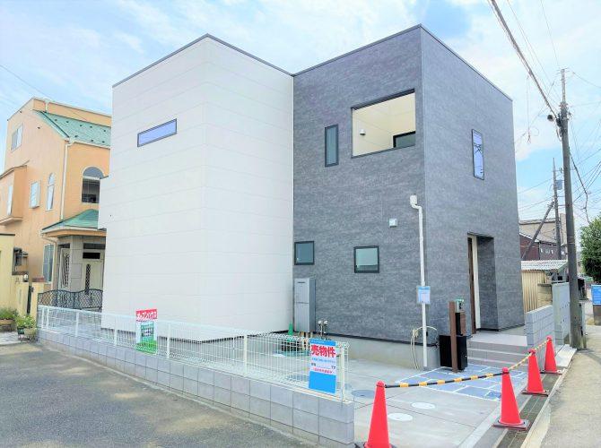 松戸市高塚新田Ⅱ・C号棟・新築戸建 限定1棟